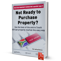 Not ready to purchase property